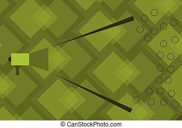 Flat design business Vector Illustration concept Empty copy...