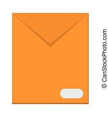 closed envelope icon