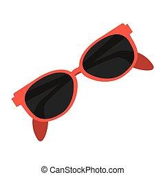 cute sunglasses icon