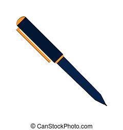 elegant pen icon