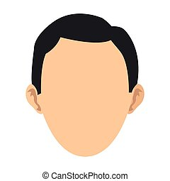 faceless vector clipart royalty free 6 068 faceless clip art vector rh canstockphoto com head clipart black and white head clip art free