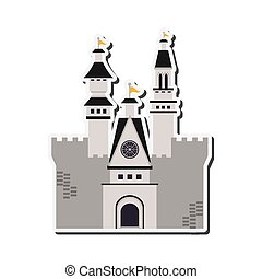 large castle icon