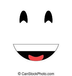 laughing emoticon icon