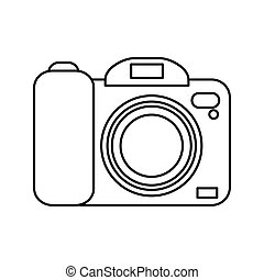 photographic camera icon