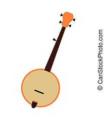 single banjo icon