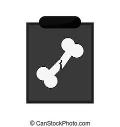single x-ray icon
