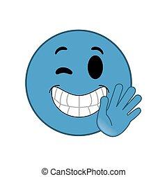 smile emoticon icon