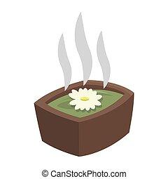 spa hot tub icon