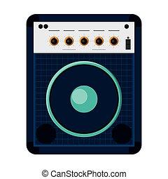 stereo speaker icon