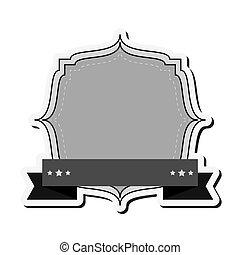 vintage style emblem icon