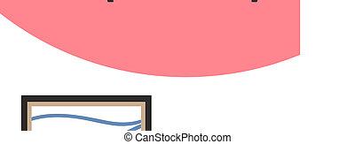 Flat Home Interior Concept