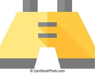 Flat icon -