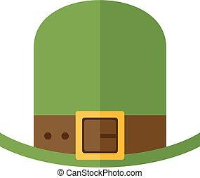 Patricks hat
