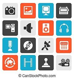 household equipment icons