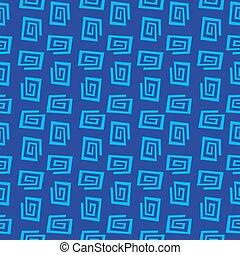 flat napkin - Vector seamless napkin background with...