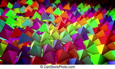 """flat, pyramids"", oppervlakte, honderden"