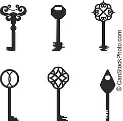 Flat Vector Keys