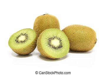 flaumig, kiwifruit