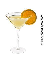 flaumig, nabel, cocktail
