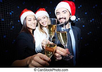 flauti champagne