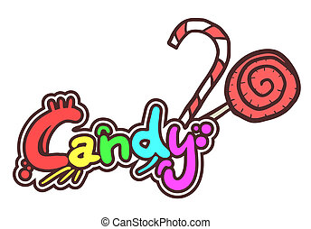 Flavor candy - Creative design of flavor candy