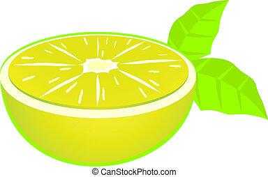 Flavour lemon - Creative design of flavour lemon