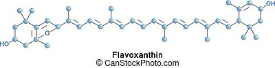 Flavoxanthin is a natural xanthophyll pigment with a...