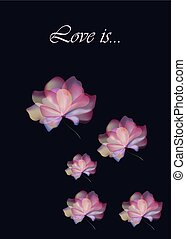 Flawless flowers love