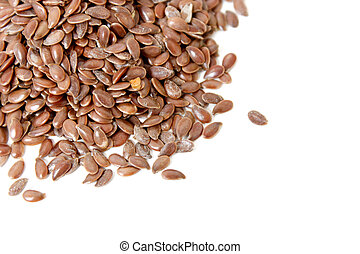 Flax seeds - Delicious and healthy flax seeds