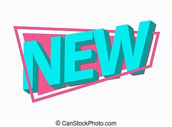 flayer, poster, frame, vrijstaand, meldingsbord, achtergrond, nieuw, witte , bevordering