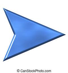 flecha, 3d