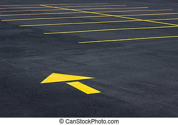 flecha, direccional