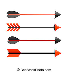 flechas, arco