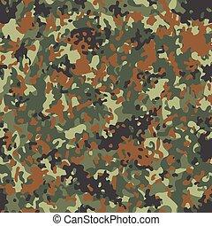Flectarn Camouflage seamless patterns