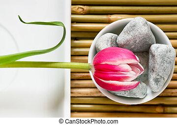 fleur, zen