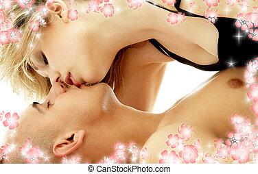fleurs, #3, affection