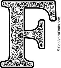 fleurs, lett..., résumé, capital