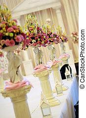 fleurs, mariage