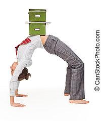flexível, workflow
