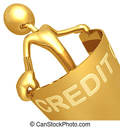 flexibel, kredit