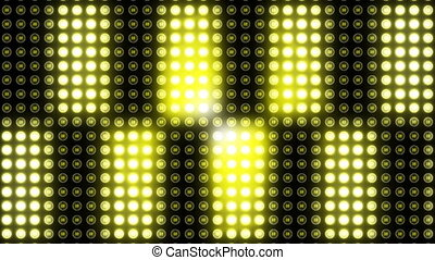 Flickering disco light at club - Flickering disco light at...