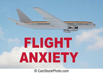 FLIGHT ANXIETY concept