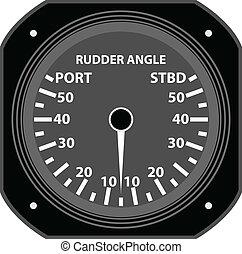 Flight instrument.