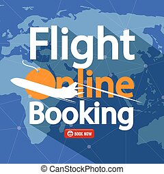 Flight Online Booking For Sale