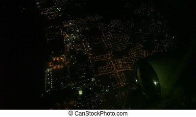 Flight Over City Of Lima - Lima, Peru