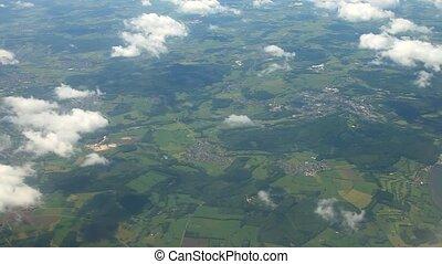 Flight Over Cologne