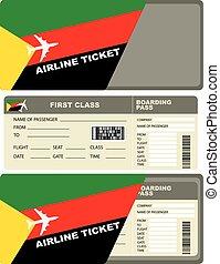 Flight trip for a flight to Azawad