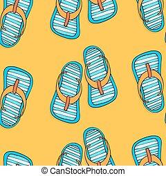 flip-flops background