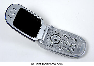 Flip Phone 2 - Photo of a Flip Phone.