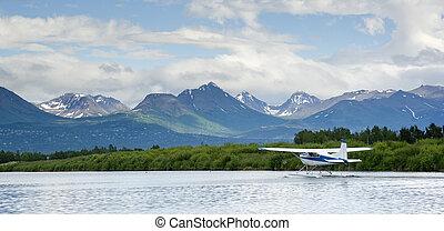 Float Plane - Alaska Float Plane
